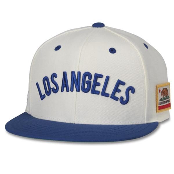 American Needle. American Needle - LA Dodgers Retro Snapback Baseball Cap 899992d4adcb