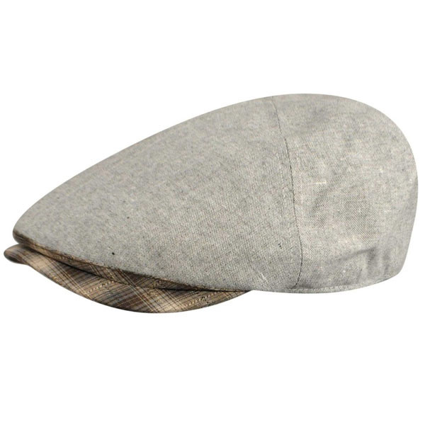 4be700550873b Country Gentleman. Country Gentleman - Roman Ivy Flat Cap