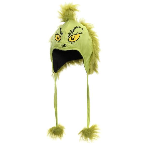 9055d24de Elope - The Grinch Hoodie Hat