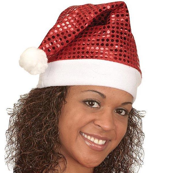 85aa3dcd7ad Jacobson Hats. Jacobson - Sequin Santa Hat