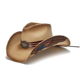 Stampede Hats - Eagle Wings USA Cowboy Hat 24ae611beb5c