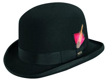 898b9d4957793 Scala. Scala - Wool Felt Bowler Hat