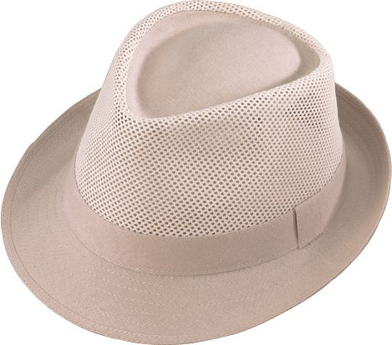 Henschel Hat Co. - Mesh Natural Fedora Hat 2034028c275
