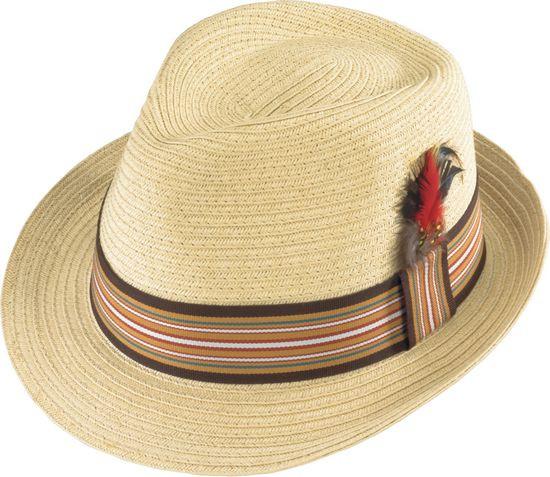 Henschel. Henschel - Gentleman Bone Fedora Hat c15ead0ee6c9