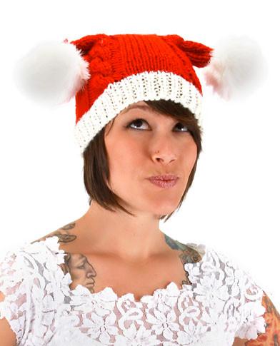 Elope Hats. Elope - Knit Santa Hat 8e5fc25542b