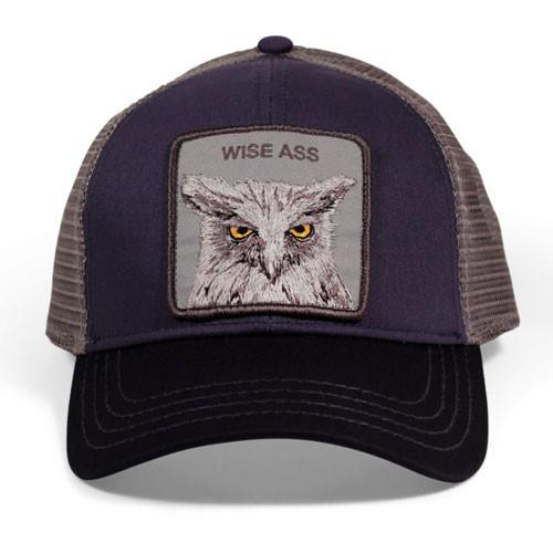 c75c6a6e1d6 Goorin Bros. Goorin - X The Owl Snapback Baseball Cap