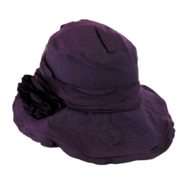 Jeanne Simmons - Purple Slanted 4.5