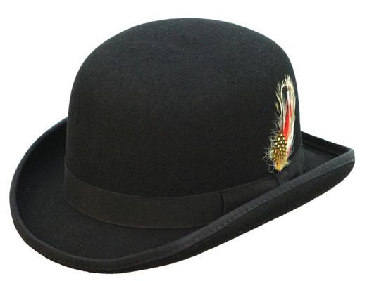 Kenny K - Low Crown Derby Hat 6f98d62b4232