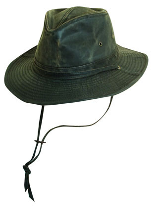 4997a6b4322 Dorfman Pacific. Dorfman Pacific - Weathered Cotton Outback Hat