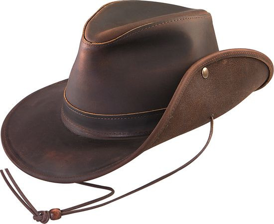 Henschel. Henschel - Aussie Leather Safari Hat 66145c2c73c