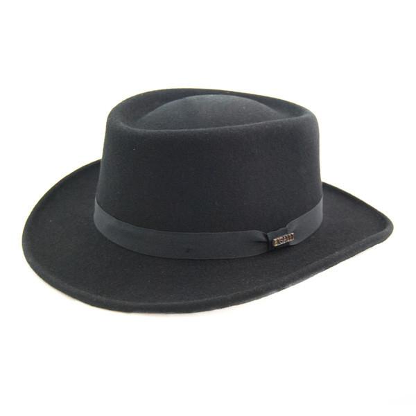e0bf894a640d6 Bigalli. Bigalli - Dixie Felt Gambler Hat