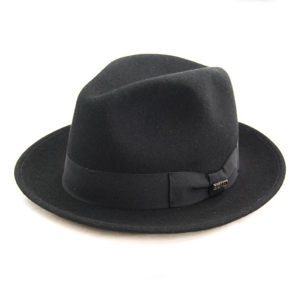 079788ddfcba96 Bigalli | Milano Wool Felt Fedora Hat | Hats Unlimited