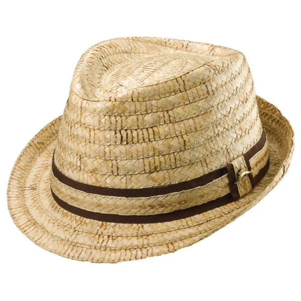8494b52c444e0 Tommy Bahama. Tommy Bahama - Burl Braid Straw Fedora Hat