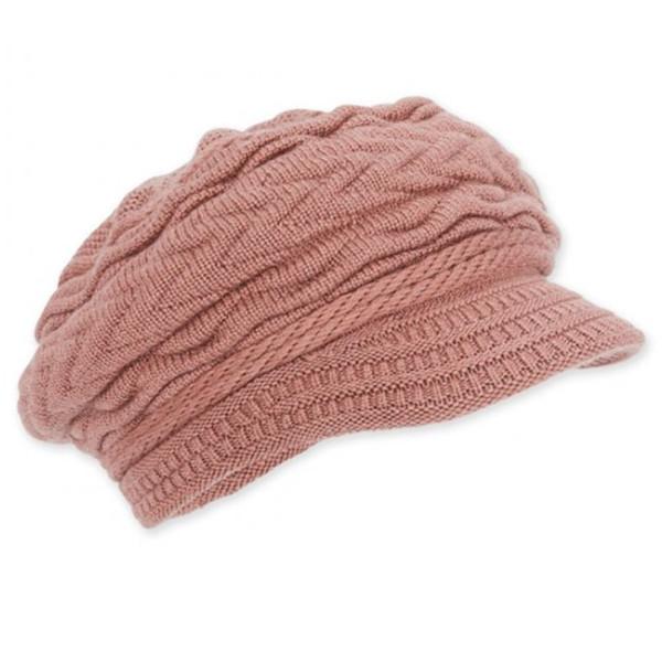1047cc1dd61 Adora - Aidan Soft Wool Newsboy Cap