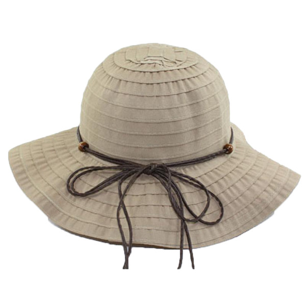 b797d7d5bb1af California Hat Company. California Hat Company - Short Brim Ribbon Hat