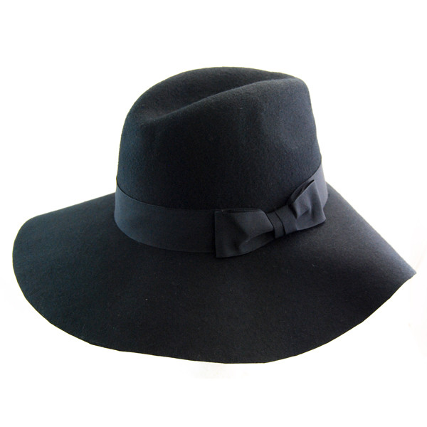 35031bbd484b3 Something Special. Something Special - Wool Felt Oversized Fedora Hat