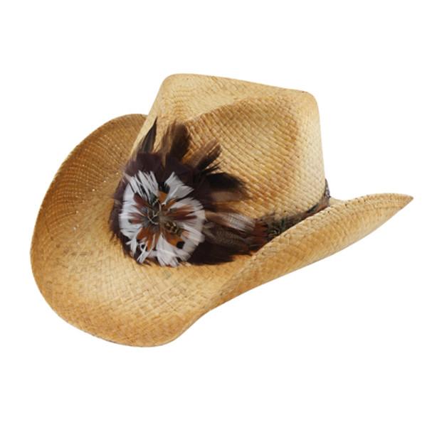 8f2301bfc080d California Hat Company. California Hat Company - Raffia Cowboy Hat