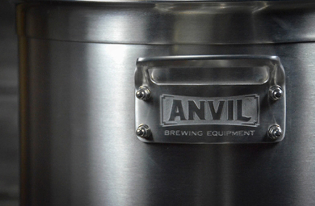 Sturdy Anvil Brew Kettle Handles