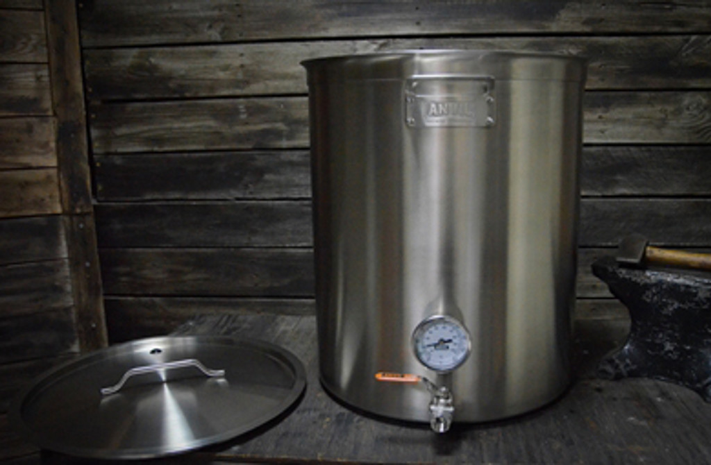 Anvil 20 Gallon Brew Kettle
