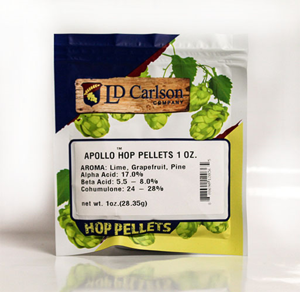US Apollo Hop Pellets 1 oz