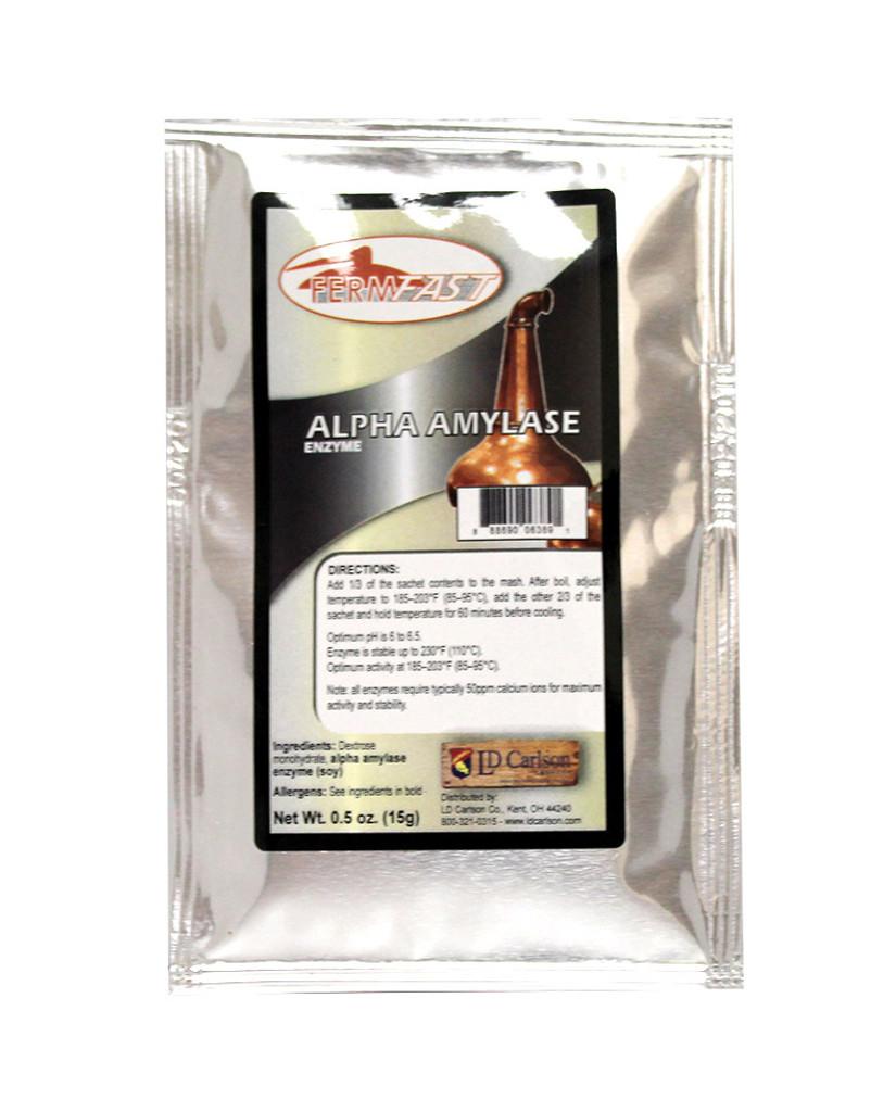 Alpha Amylase Enzyme 15 gram