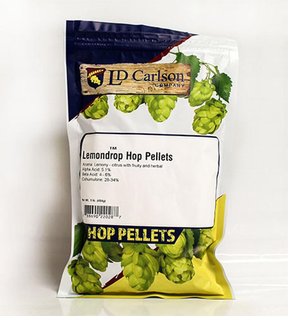 Lemondrop Hop Pellets 1 lb