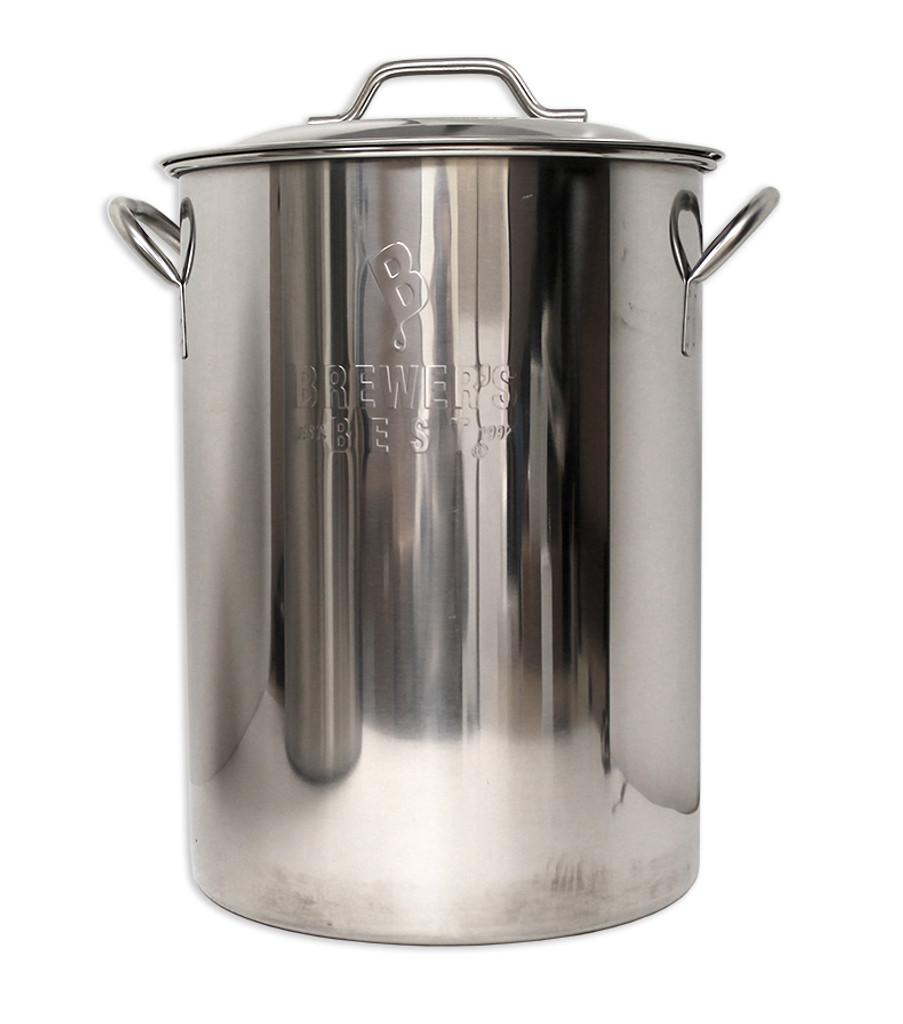 8 Gallon Brewers Best Basic Brewing Pot