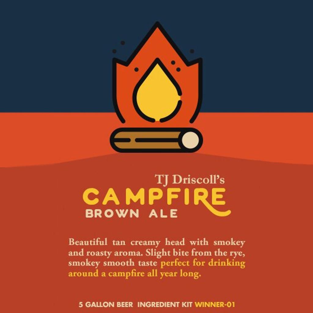 Campfire Brown Ale