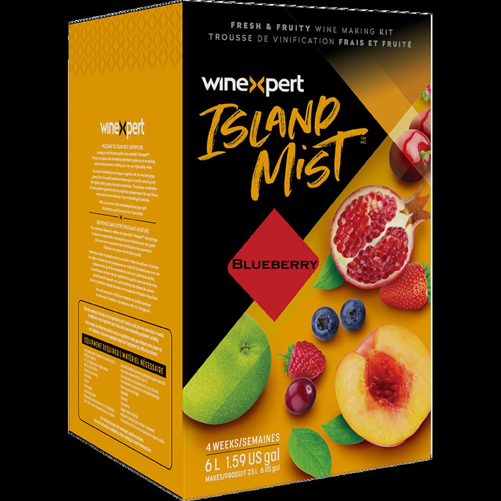 Island Mist Blueberry Wine Kits