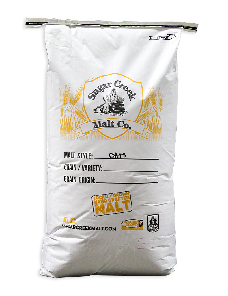 Malted Oats 55 lb