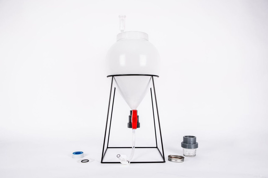 FastFerment on Stand with Accessories