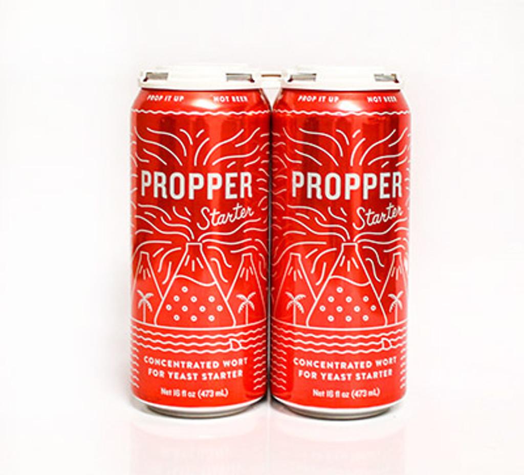 Propper Starter Yeast Starter 16 oz 4 Pack