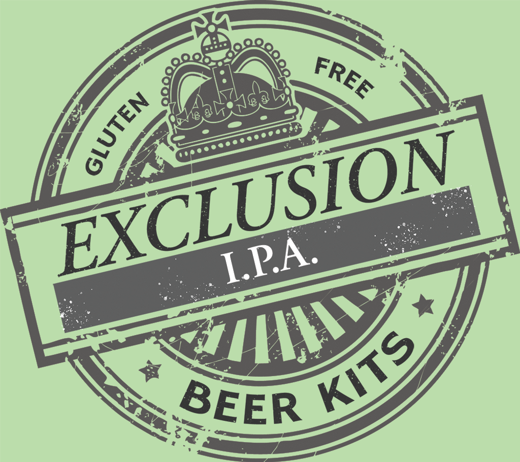 IPA Gluten Free Beer Kit