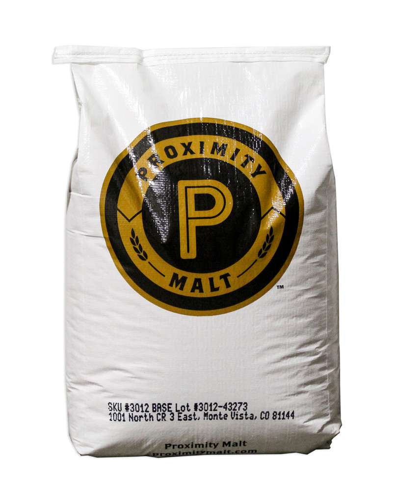 Proximity Crushed Pale Ale Malt 50 lb (Pale)