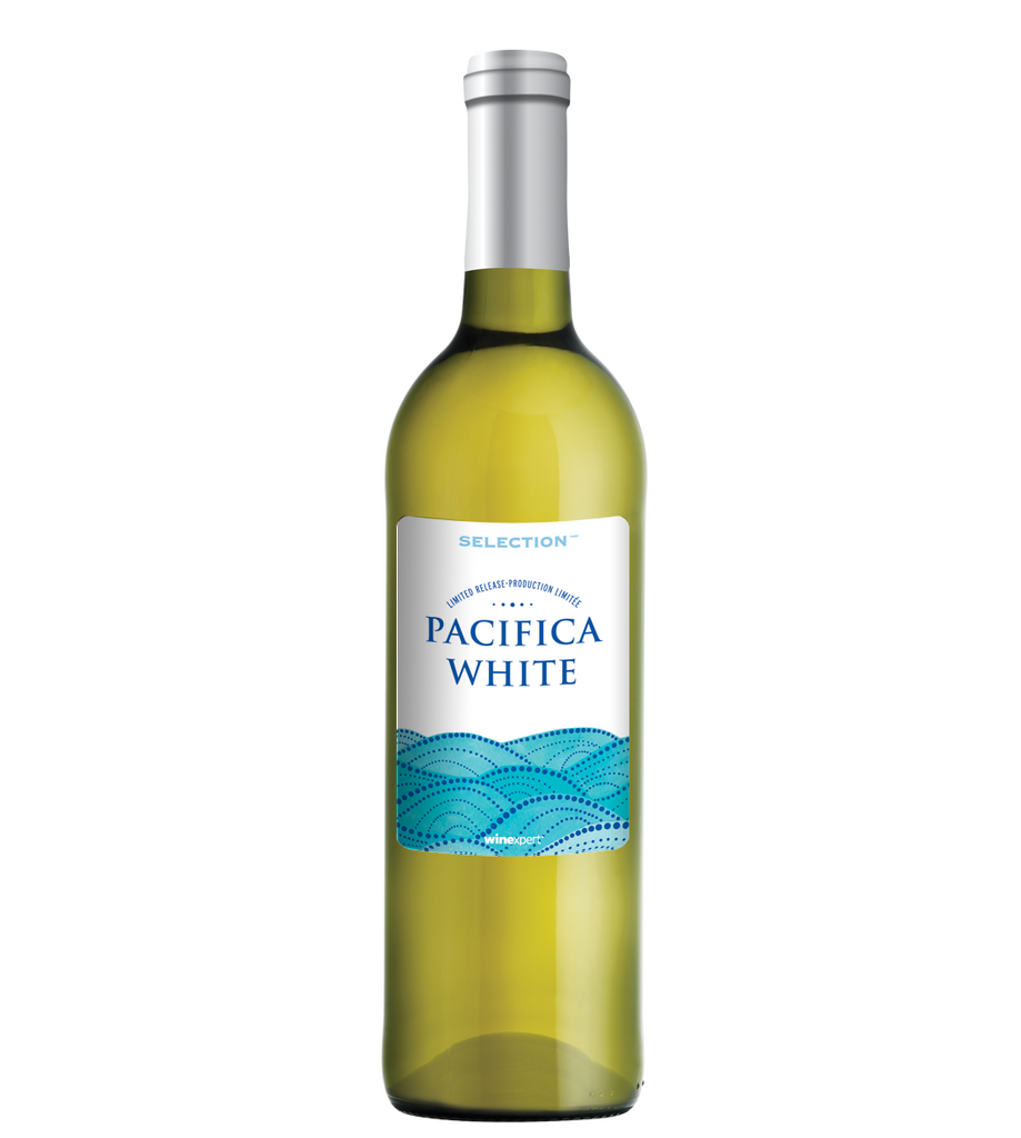 Selection Pacifica White Wine Kit