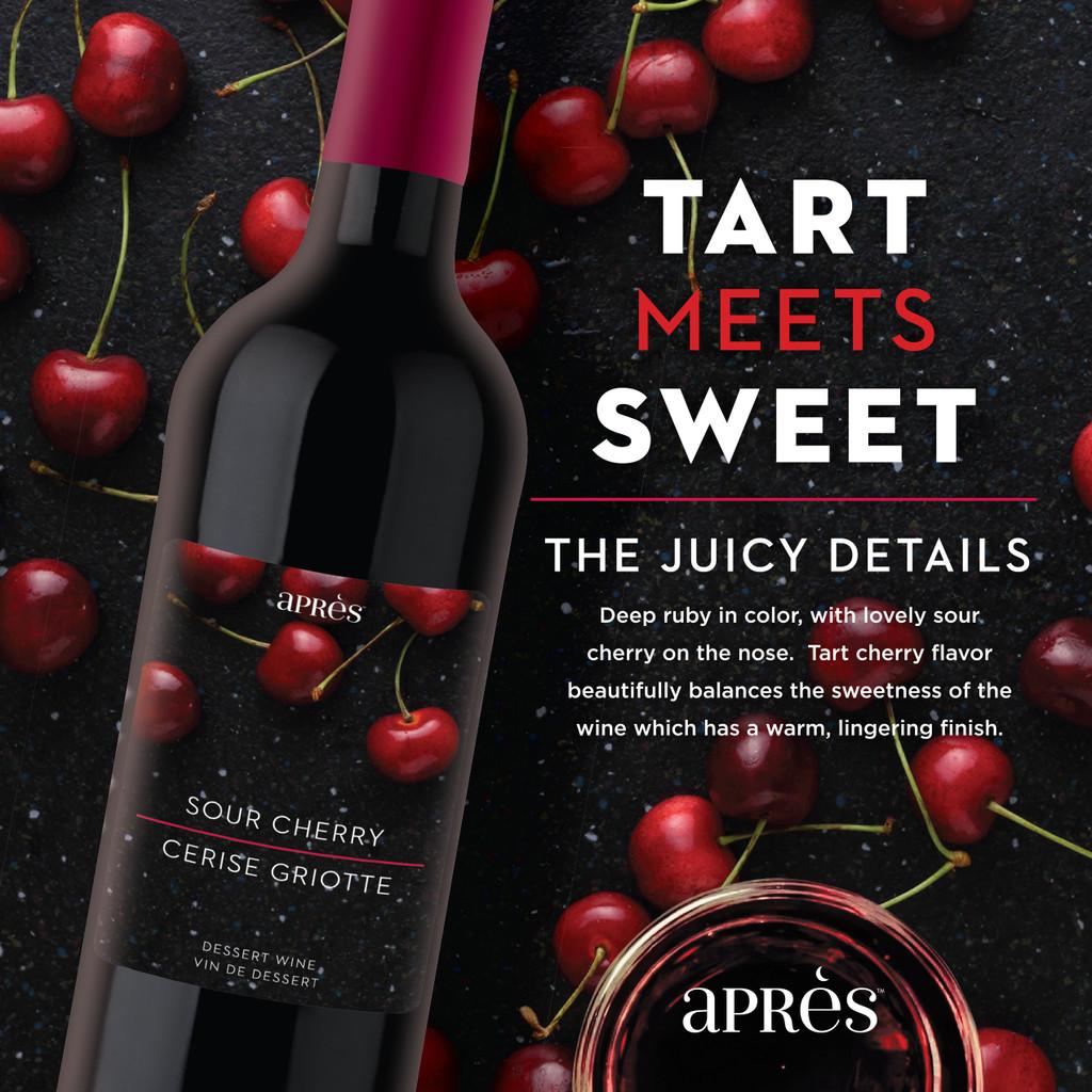Après Sour Cherry Dessert Wine Kit