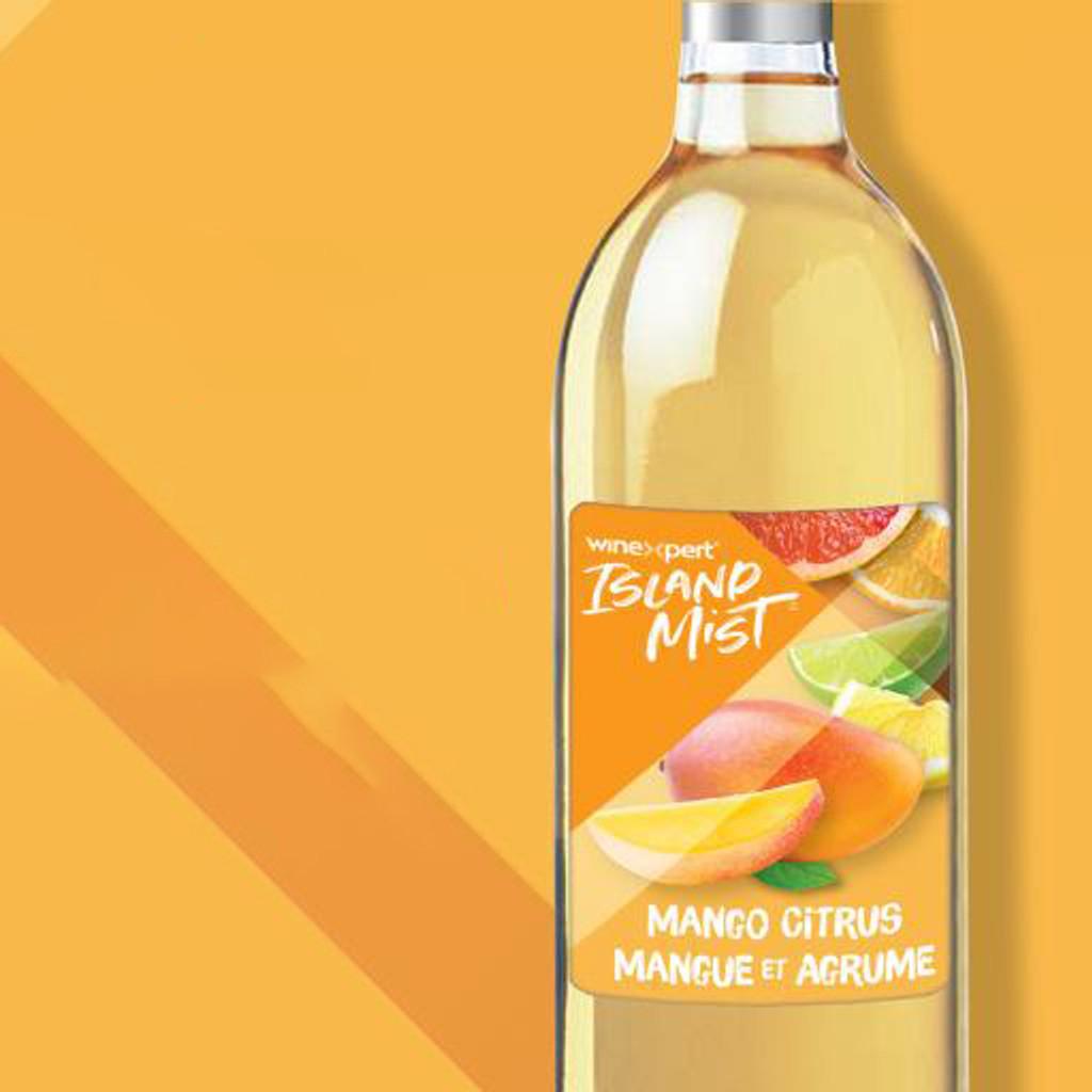 Island Mist Mango Citrus 6L Wine Kit