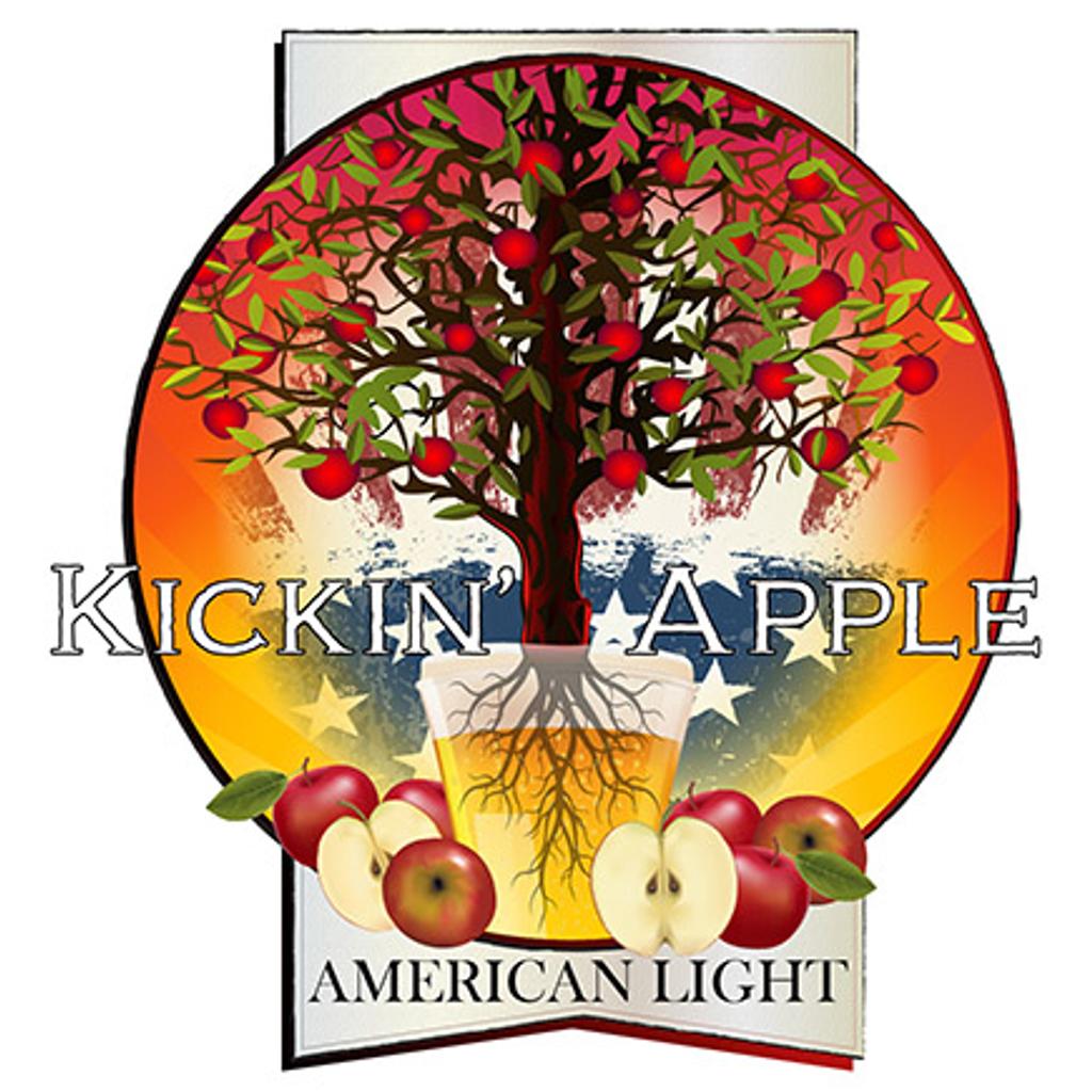 Limited Release Kickin' Apple American Light Beer Kit