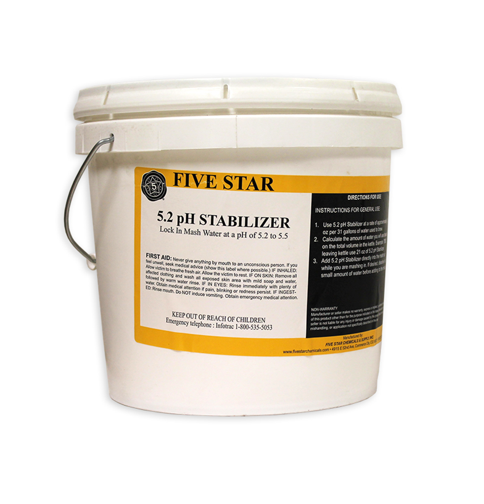 Five Star 5.2 pH Stabilizer 15 lb