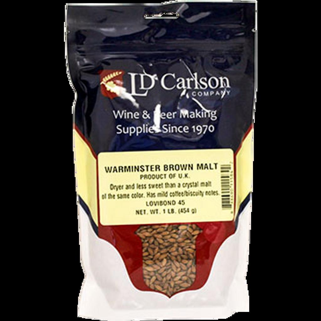 Warminster Brown 45L Malt 1 lb.