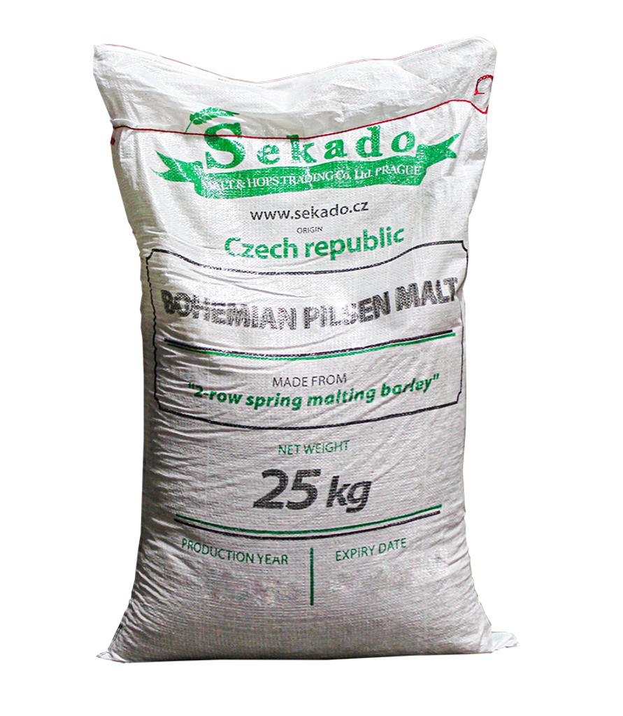 Sekado Crushed Pilsner 2L Malt 55 lb