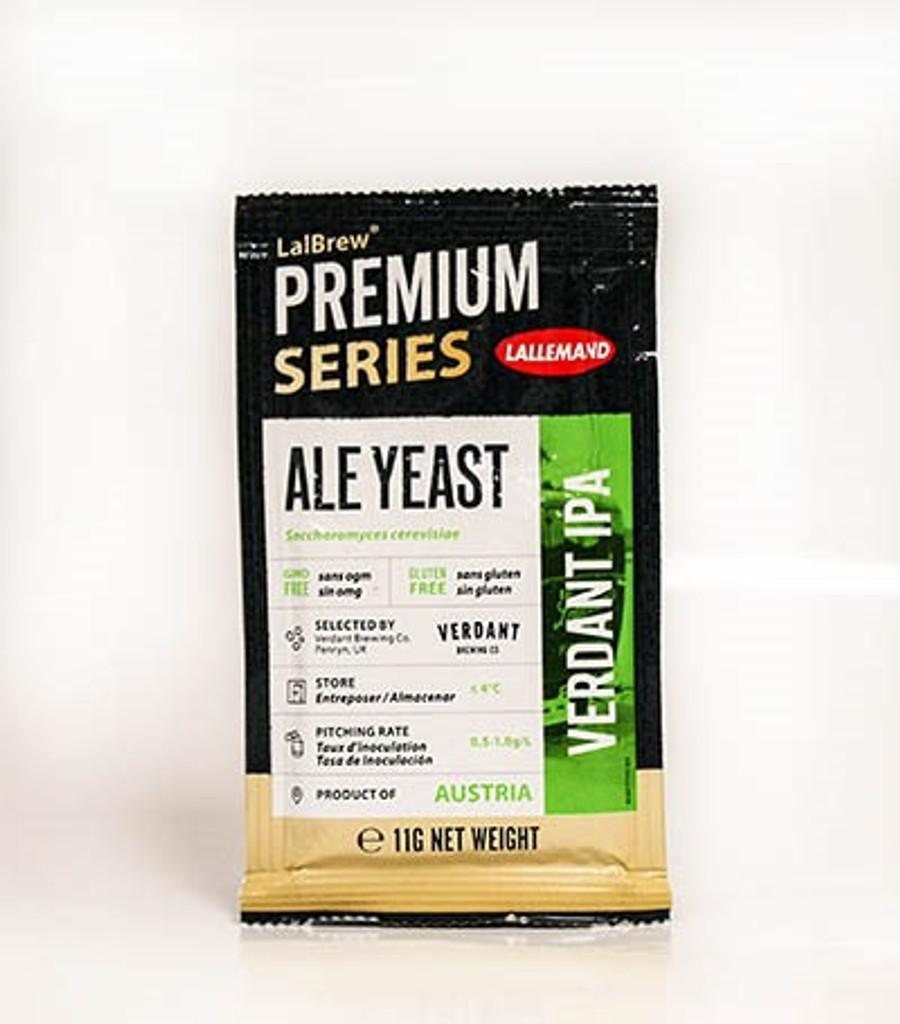 Lallemand Verdant IPA Brewing Yeast 11g