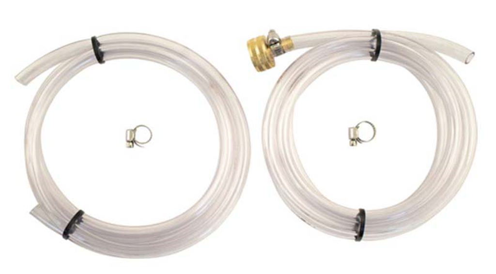 """Wort Chiller Connection 3/8"""" Tubing & Barb (Fits ZyBorg)"""