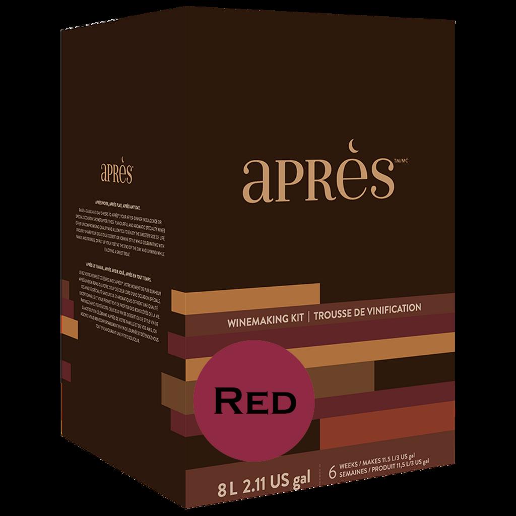 Limited Release Apres Chocolate Mocha Dessert Wine Kit
