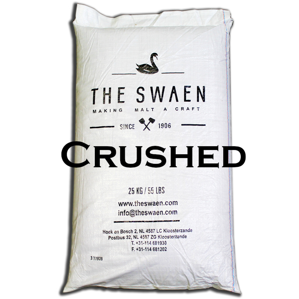 BlackSwaen Crushed Chocolate Malt 55 lb