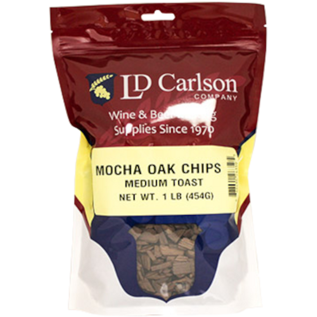 XtraMocha Oak Chips 1 lb.