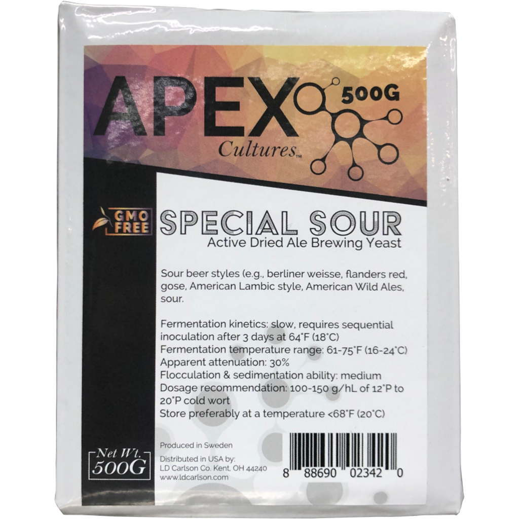 Apex Cultures Special Sour Beer Yeast 500g