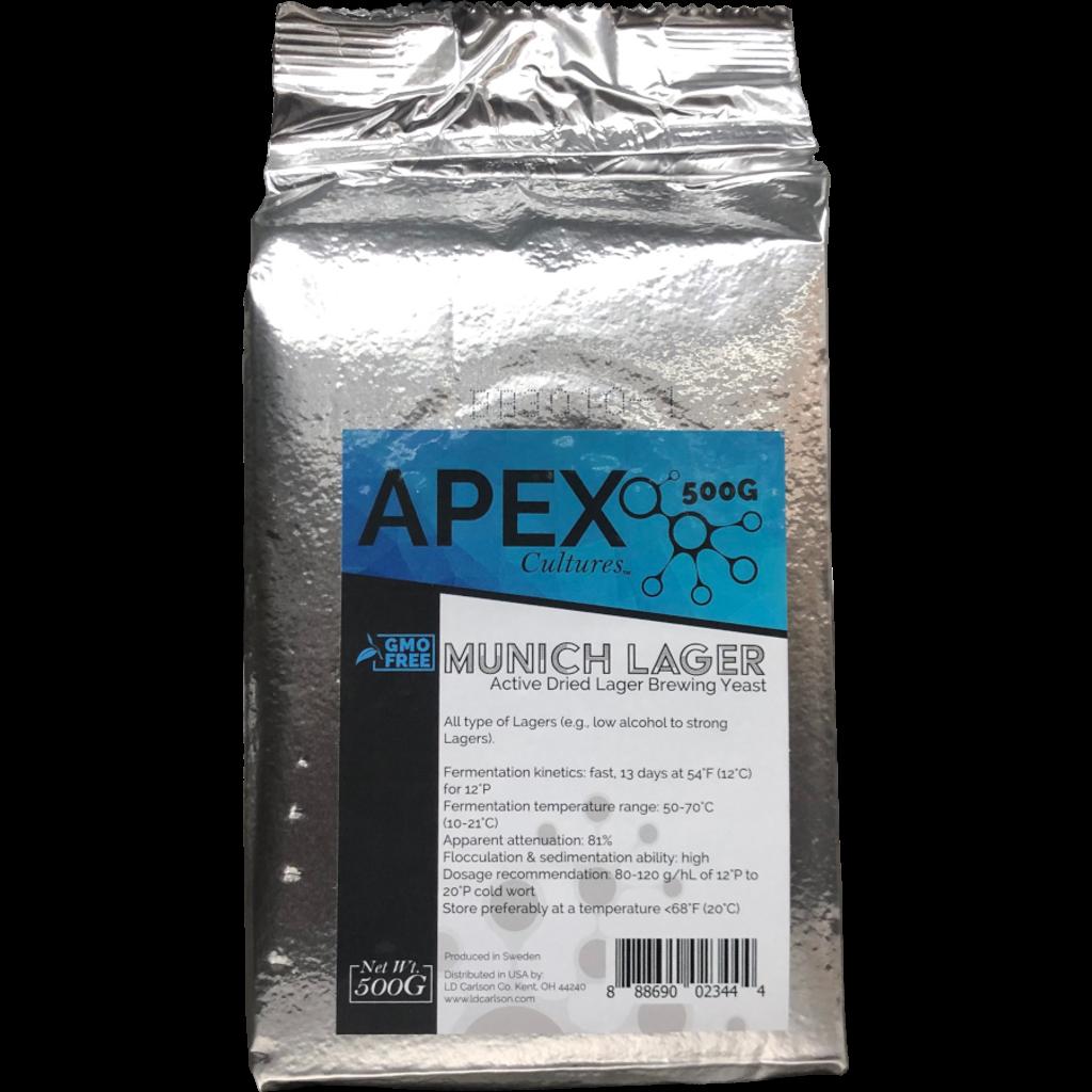 Apex Cultures Munich True Lager Yeast 500g