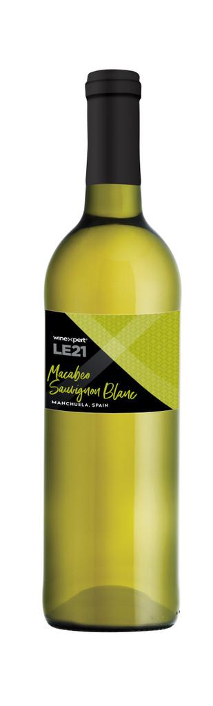 LE21 Macabeo Sauvignon Blanc Wine Kit