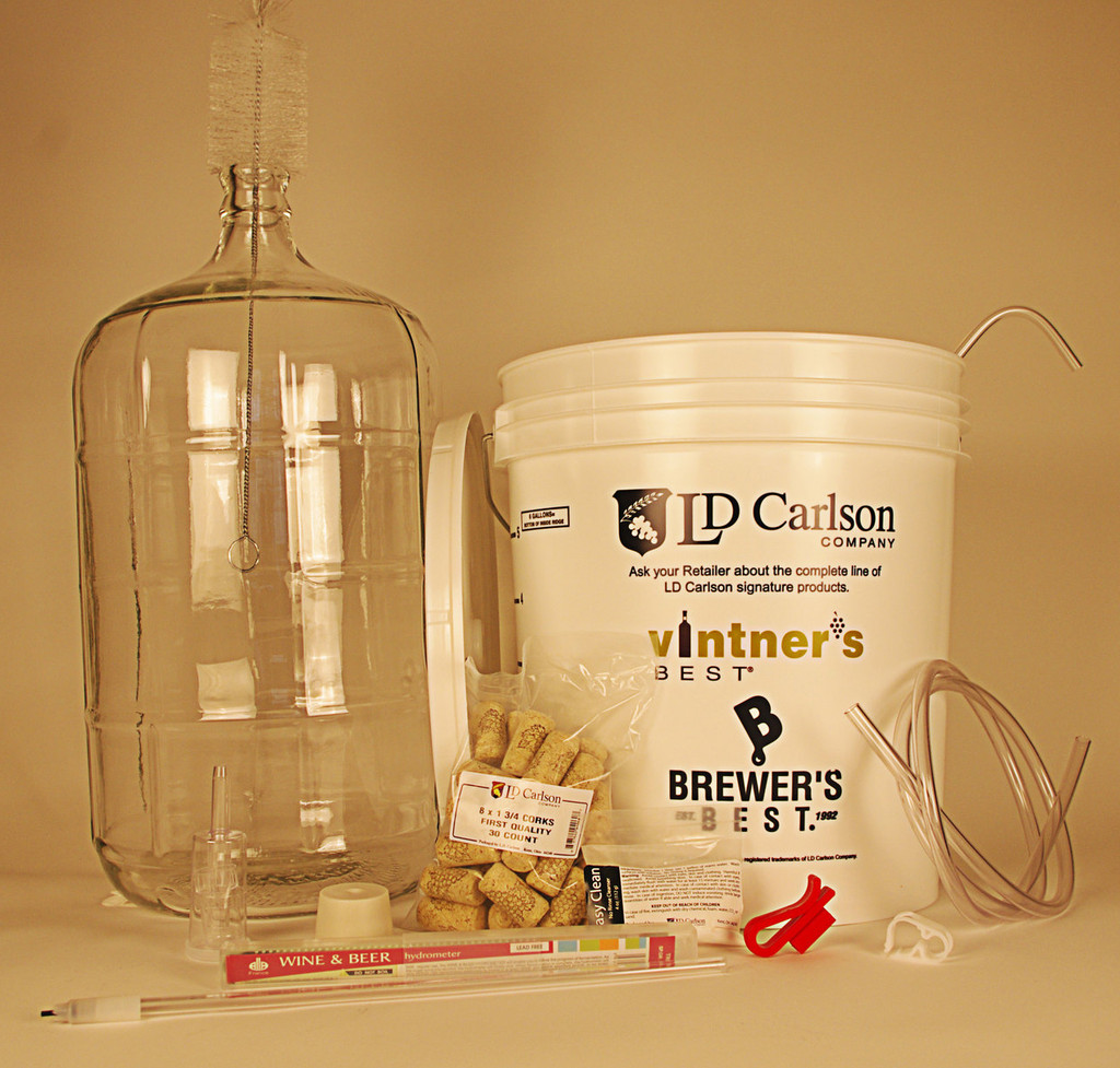 Vintner's Best Wine Equipment Kit